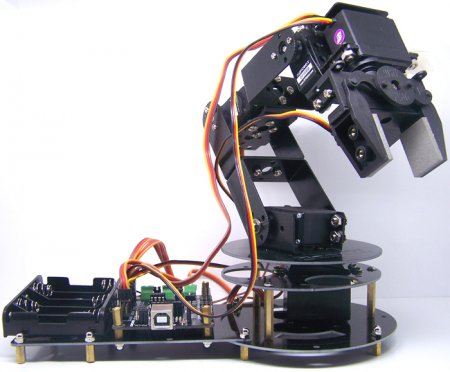 Project:Kinect Robotic Arm - London Hackspace Wiki