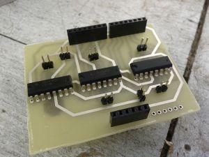 Project:Robot arm USB control - London Hackspace Wiki